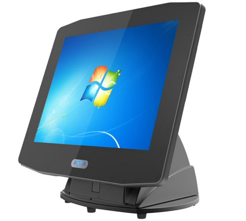 Terminal POS SENOR iSPOS 195 (z Windows 7 Pro)